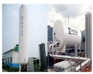 lng液化天然气储罐图片